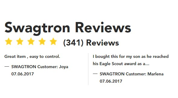 swagtron t5 reviews