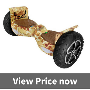 Top Off-road hoverboard