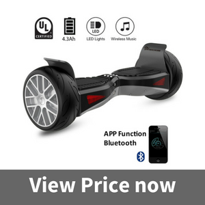 Budget Off-road hoverboards