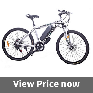Cyclamatic Power Plus CX1 Electric Bike