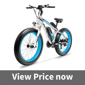 Cyrusher XF660 Snow and Mountain Electric Bike
