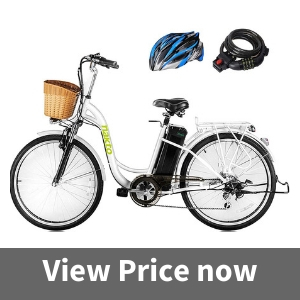 natko 26 250w cargo Electric bike