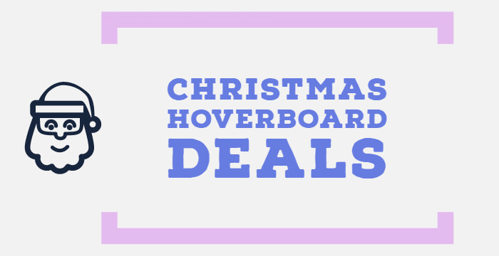 Christmas hoverboard deal