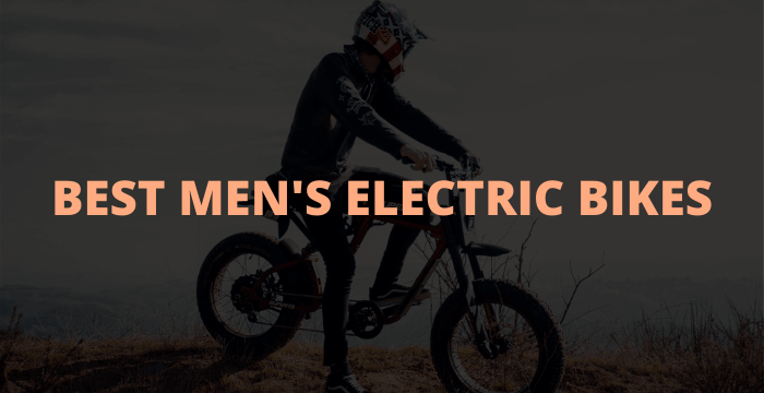 Best Mens Electric Bikes