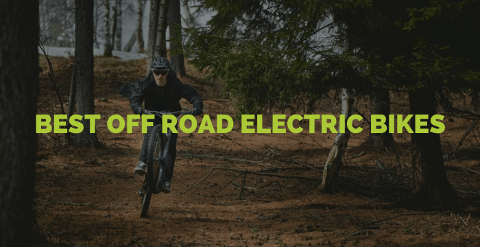 Best Off Road Electric Bikes